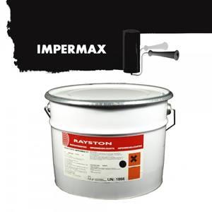 Bilde av IMPERMAX SVART 10 KG FLYTENDE MEMBRAN