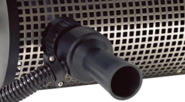 AQUAAIR 250 - OKSYGENTILFØRSEL MAKS. 250M² DAM