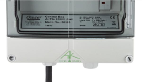 AIRFLO 1,5KW /230V (OKSYGEN + FONTENE)