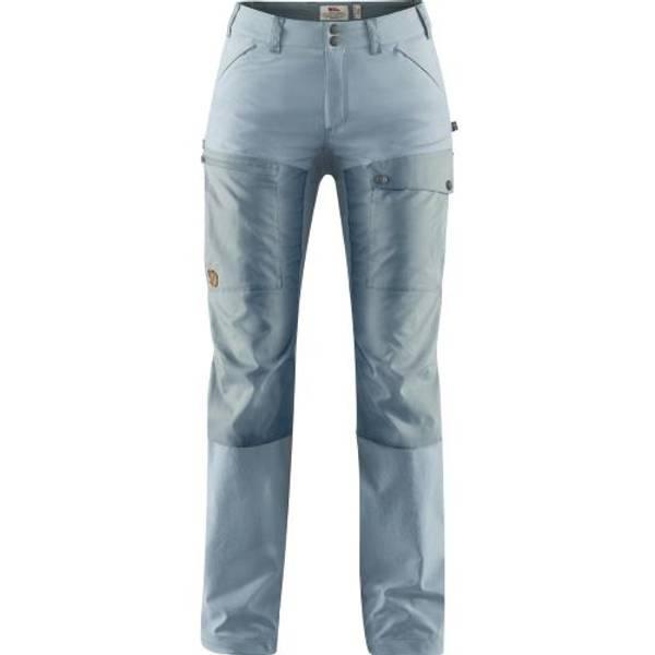 Fjällräven Abisko Midsummer Bukse Dame Mineral Blue-Clay Blue