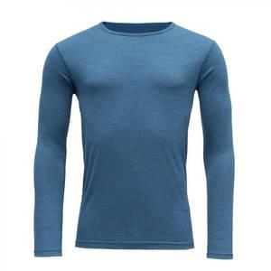 Bilde av Devold Breeze Herre Shirt Blue Melange