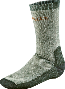 Härkila Expedition sock - Grey/Green