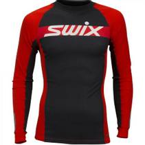Swix Racex Carbon Genser Herre Fiery Red