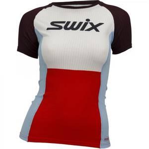 Bilde av Swix Racex Body T-skjorte Dame Fiery