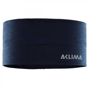 Bilde av Aclima Lightwool Headband  Navy Blazer