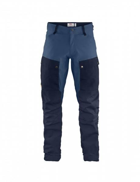 Fjällräven Keb Trousers M Reg  555-520 Dark Navy-Uncle Blue