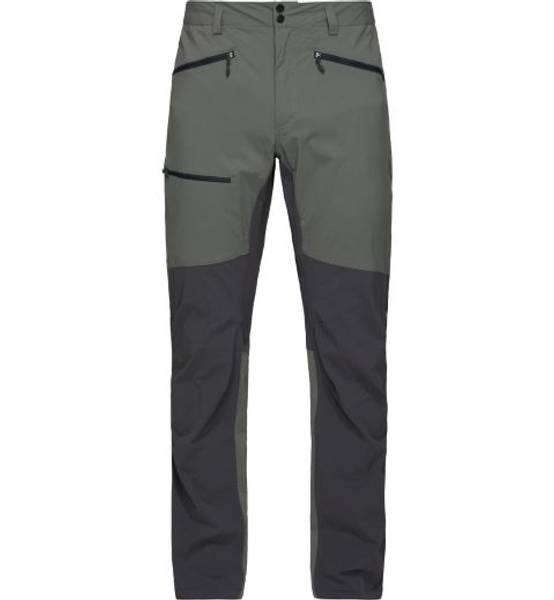 Haglöfs Lite Flex Bukse Herre Lite Beluga/Magnetite