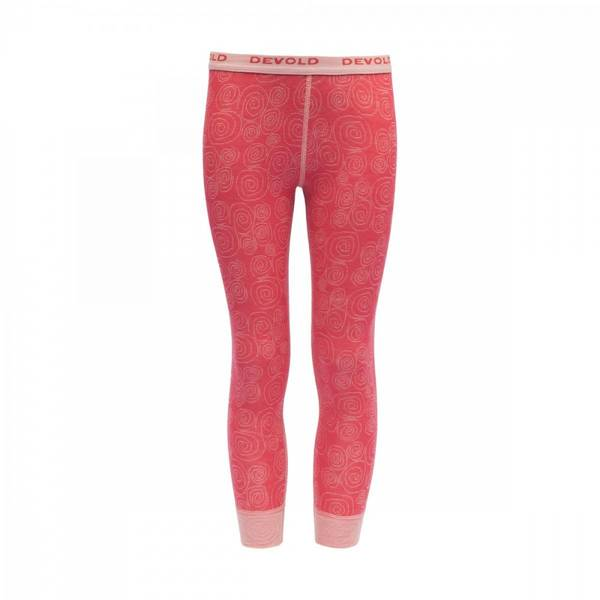 Devold Duo Active Kid Long Johns  190a Poppy