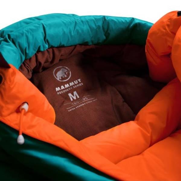 Mammut Women´S Perform Down Bag -10c  Sovepose Petrol
