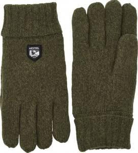 Bilde av Hestra Basic Wool Glove oliven
