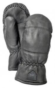 Bilde av Hestra Leather Box mitten - sort