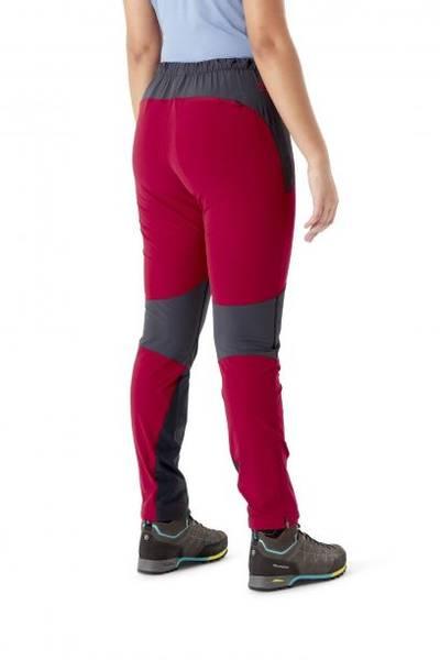 Rab Torque Pants Dame Crimson