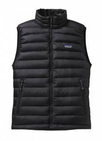 Patagonia M´S Down Sweater Vest  Blk Black
