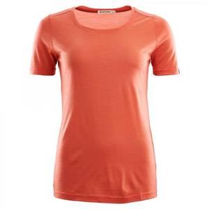 Bilde av Aclima Lightwool  T-skjorte Dame Burnt