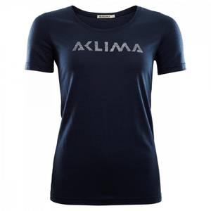 Bilde av Aclima Lightwool T-Shirt Logo, Wo  232