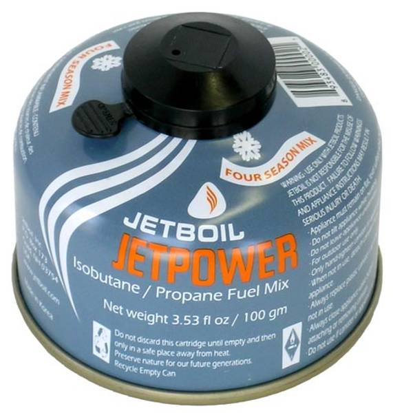 Jetboil Gass 100 Gram