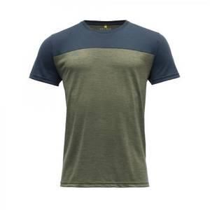 Bilde av Devold Norang T-skjorte Herre Lichen