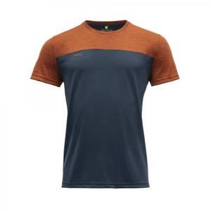Bilde av Devold Norang T-skjorte Herre Brick
