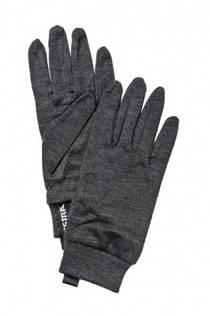 Hestra Merino Wool Liner Active - 5 Finger koks