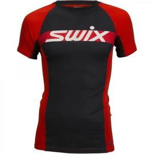 Bilde av Swix Racex Carbon t-skjorte Herre Fiery