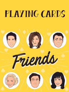 Bilde av Friends Playing Cards
