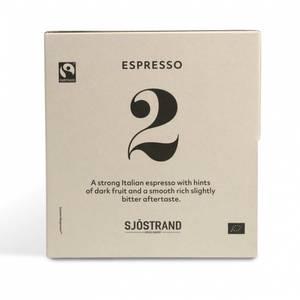 Bilde av No. 2 Strong Italian Espresso BIG