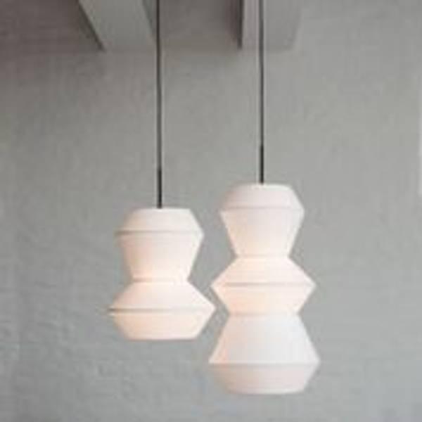 Dia Lamp 41 - Hvit