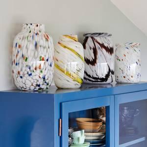 Bilde av Splash Vase Round