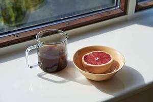 Bilde av Glass Coffee Mug