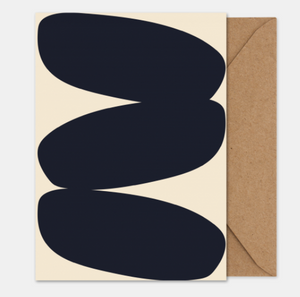 Bilde av Solid Shapes 01 - Art Card