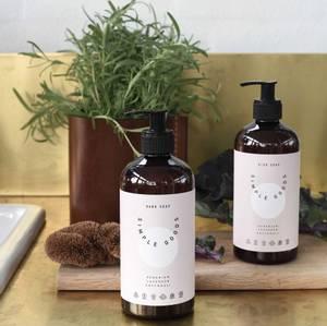 Bilde av Dish Soap 450ml - Geranium, lavendel