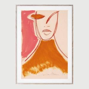 Bilde av Pink Portrait av LouLou