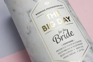 Bilde av For The Big Day - Bride Gift Set