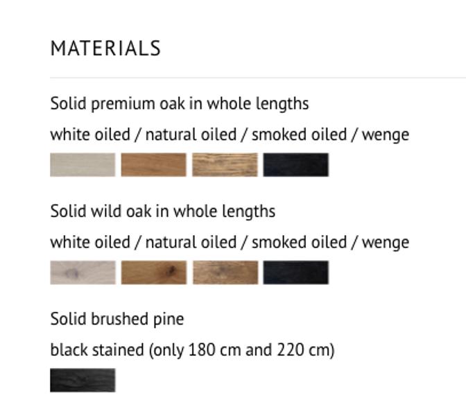 T-Bordet Brushed Pine 180