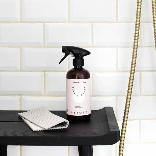 Bathroom Cleaner 500ml - Geranium, lavendel