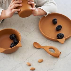 Bilde av Vivi Silicone Tableware 4 pack - Baby