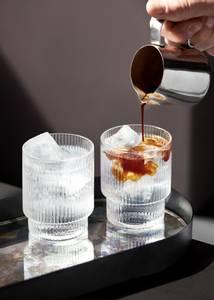 Bilde av Ripple Glass (set of 4)