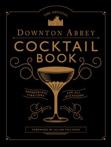 Bilde av Downton Abby Cocktail Book
