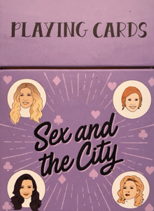Bilde av Sex and the City Playing Cards