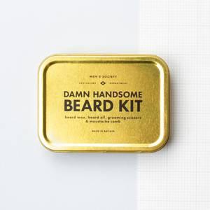 Bilde av Damn Handsome Beard Grooming Kit