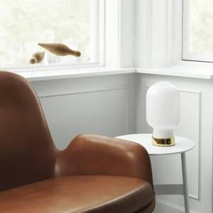 Bilde av Amp Table Lamp - Hvit/Brass