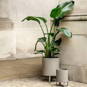 Bilde av Bau Pot - Warm Grey - Large
