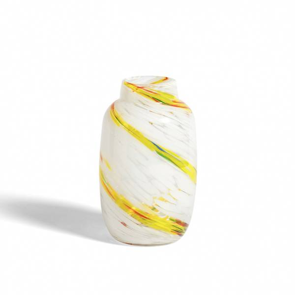 Splash Vase Round
