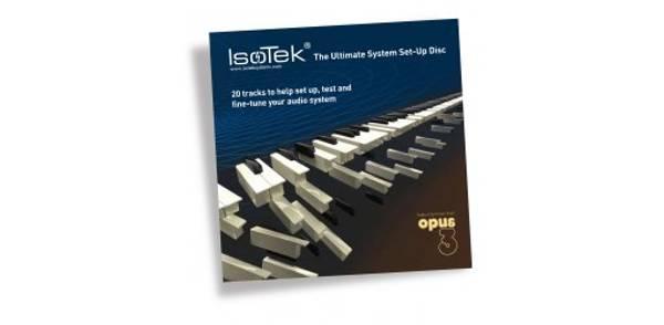IsoTek Ultimate System test disk