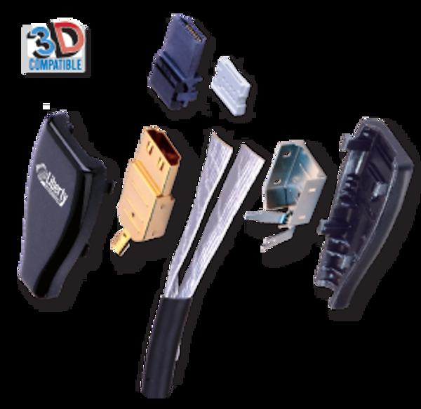 Custom Liberty HDMI kabel