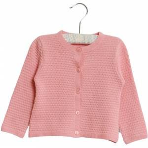Bilde av WHEAT KNIT CARDIGAN BETTY <br> ROSE TAN