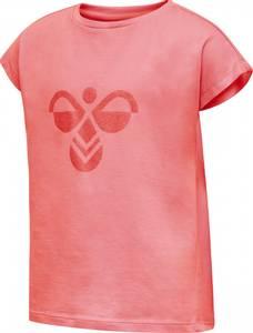 Bilde av Hummel Diez T-skjorte <br> Tea Rose