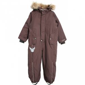Bilde av WHEAT SNOWSUIT MOE <br> EGGPLANT