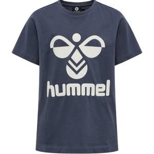 Bilde av HUMMEL TRES T-SHIRT <br> OMBRE BLUE