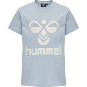 Bilde av HUMMEL TRES T-SHIRT <br> BLUE FOG